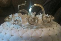 Trifles' Anniversary Cakes