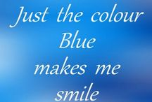 Blue / by Geralyn Attree