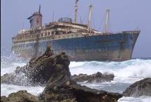 Schiffsfriedhöfe
