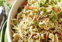 Potluck Recipes / Casseroles, salads, bar cookies, cakes and more — everything you need for potluck inspiration. / by Midwest Living