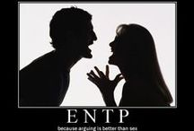 All things ENTP / In honor of the best type of the MBTI.