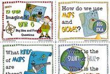 2nd Grade Social Studies / by Morgan Bocca