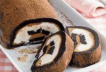 Desserts / Pure decadence. Feast your eyes on these sweet treats. / by Kitchenbug