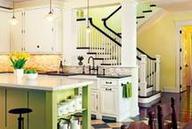 Retro Kitchens / Sweet and nostalgic 20th-century kitchens / by Old House Online