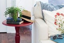 Blogger Home Styles and Projects / Browse spaces and projects selected by some of our favorite Midwest bloggers and our Midwest Living staffers. / by Midwest Living