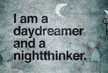 This is who I  really am... / ... a lunatic spinster & scribbler eternally at work :)