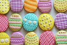 Easter / Easter treats! / by Kitchenbug