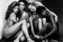 Modeling, 80s-90s gen.