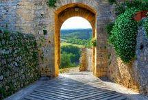 Tuscany / by Sorella Luna