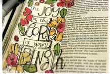 Bible Journaling. / by Megan Page