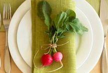 Fresh and Fabulous Foodie Decor / by Door to Door Organics