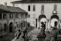 Palazzo Visconti Saronno - Visconti Palace Saronno / Palazzo Visconti Saronno