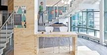 OFFICES / YOU WON'T WANT TO LEAVE WORK WITH THESE OFFICE SPACES..