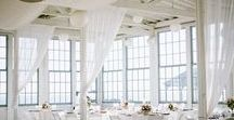 Lighthouse Point Park Weddings | New Haven, CT / Looking for a wedding venue on Long Island Sound? Lighthouse Point Park is a fabulous beach venue with plenty of space and historic carousel.