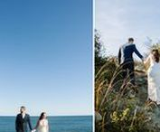The Towers Weddings | Narragansett, RI / Historic wedding venue in the heart of Narragansett, RI. Looking for a beach venue in Rhode Island? The towers is a block away from the town beach and has water views from nearly every window.