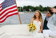 Bristol Yacht Club Weddings | Bristol, RI / Yacht club wedding venue in Rhode Island