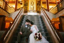 Providence Biltmore Weddings | Providence RI / Historic hotel in downtown Providence. This venue is fabulous for intimate or large weddings!