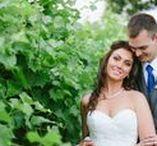 Vineyard weddings. / Vineyard weddings from the east coast.
