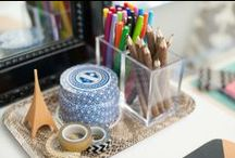 craft + stationery ~ / Stationery, Supplies & other fun knick knacks I like. / by Magali Vaz