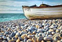 Summer Seaside Boats / by Pamela McGrath-Solomon