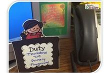 Classroom Organization / Welcome to Simply Kinder's Organization Pinterest Board. This board will contain teaching ideas, printables, art projects, curriculum, lessons, and activities for teaching calendar. Ideas are geared towards preschool (pre-k), kindergarten, and first grades!  Simply Kinder a teaching blog all about teaching kindergarten!