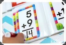 Math / Welcome to Simply Kinder's Math Pinterest Board. This board will contain teaching ideas, printables, art projects, curriculum, lessons, and activities for teaching calendar. Ideas are geared towards preschool (pre-k), kindergarten, and first grades!  Simply Kinder a teaching blog all about teaching kindergarten! / by Simply Kinder