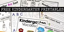 Back to School / Back To School Pinterest Board. This board will contain teaching ideas, printables, art projects, curriculum, lessons, and activities for teaching calendar. Ideas are geared towards preschool (pre-k), kindergarten, and first grades!  Simply Kinder a teaching blog all about teaching kindergarten!