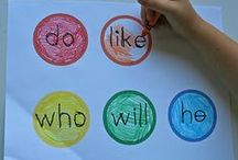 Sight Words / Welcome to Simply Kinder's Sight Words Pinterest Board. This board will contain teaching ideas, printables, art projects, curriculum, lessons, and activities for teaching calendar. Ideas are geared towards preschool (pre-k), kindergarten, and first grades!  Simply Kinder a teaching blog all about teaching kindergarten!