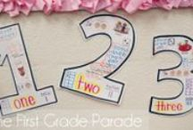 Numbers and Counting / Welcome to Simply Kinder's Numbers and Counting Pinterest Board. This board will contain teaching ideas, printables, art projects, curriculum, lessons, and activities for teaching calendar. Ideas are geared towards preschool (pre-k), kindergarten, and first grades!  Simply Kinder a teaching blog all about teaching kindergarten!