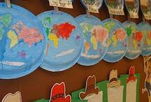 Social Studies / Welcome to Simply Kinder's Social Studies Pinterest Board. This board will contain teaching ideas, printables, art projects, curriculum, lessons, and activities for teaching calendar. Ideas are geared towards preschool (pre-k), kindergarten, and first grades!  Simply Kinder a teaching blog all about teaching kindergarten!