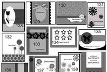 Card Sketches / by Shonie Mancuso