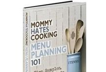 Menu Planning / Menu plans that can be adapted to your family's schedule! / by Mommy Hates Cooking