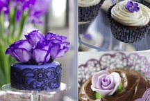 Weddings PURPLE / Purple is a great colour scheme for a #wedding. For more information and inspiration drop by my Facebook Page www.facebook.com/FIND.IT.For.Wedings or website www.finditforweddings.com