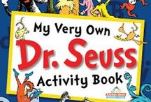 Seuss / Welcome to Simply Kinder's Seuss Pinterest Board. This board will contain teaching ideas, printables, art projects, curriculum, lessons, and activities for teaching calendar. Ideas are geared towards preschool (pre-k), kindergarten, and first grades!  Simply Kinder a teaching blog all about teaching kindergarten!