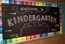 Bulletin boards / Welcome to Simply Kinder's Bulletin Boards Pinterest Board. This board will contain teaching ideas, printables, art projects, curriculum, lessons, and activities for teaching calendar. Ideas are geared towards preschool (pre-k), kindergarten, and first grades!  Simply Kinder a teaching blog all about teaching kindergarten! / by Simply Kinder