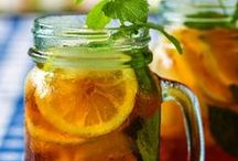 Recipes - Tea / Cold tea and hot tea drink ideas & recipes / by Mommy Hates Cooking