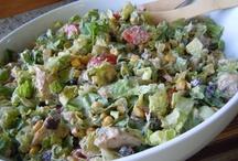 Food -Salad / by Dana Weg