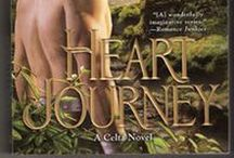 Heart Journey / #9 in the Heart Series, Hero, Raz Cherry, actor; Heroine, Helena D'Elecampane (Del), cartographer