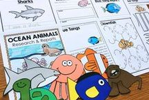 Animals / Welcome to Simply Kinder's Animals Pinterest Board. This board will contain teaching ideas, printables, art projects, curriculum, lessons, and activities for teaching calendar. Ideas are geared towards preschool (pre-k), kindergarten, and first grades!  Simply Kinder a teaching blog all about teaching kindergarten!