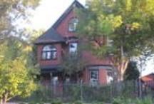 Mystic Circle Houses, Luna Books, Robin D. Owens