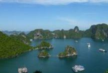 """TOUR VIETNAM CLÁSICO con Europamundo / Recorreremos Vietnam de Norte a Sur.Descubriremos Hanoi entre motos,templos,mausoleos.Navegaremos entre una de las 9nuevas maravillas de la naturaleza,""""la Bahía de Halong""""recorreremos sus aguas y las numerosas islas de la bahía.En Hoi An nos enamoraremos por sus calles con sus templos,pagodas...Hue,Ciudad Imperial,los mausoleos más famosos.Ho Chi Minh,CuChi...Métete en nuestro blog y lee lo que vivió nuestra compañera en su circuito.http://europamundoblog.com/sueno-cumplido-vietnam-inolvidable/"""