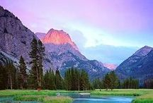 America's Best Idea ~ National Parks  / by Beth Clymer