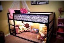 Sophias new room ideas / ideas for girls room