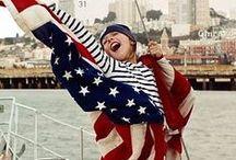 USA  / by Pamela McGrath-Solomon