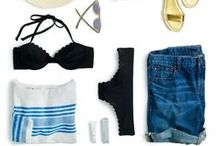 Vacation Style / stuff I'd wear on vacation to somewhere