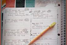 School. Blah. / by Myra Gilmore