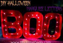 Boo! Halloween! / by Valerie Hoff DeCarlo