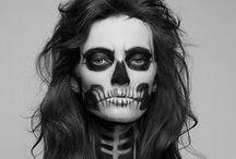 - halloween - / scare me