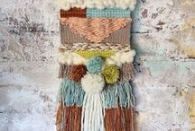 Weaving Macrame