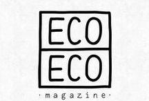 EcoEco Magazine / #Revista digital. Guía para una vida #sostenible y #saludable